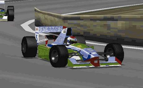 MicroProse Grand Prix II: Screen Shots